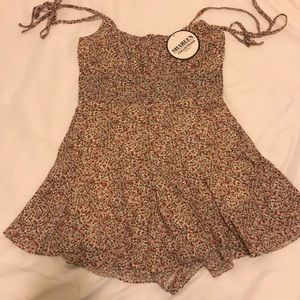 Peppermayo Floral Playsuit - NWT